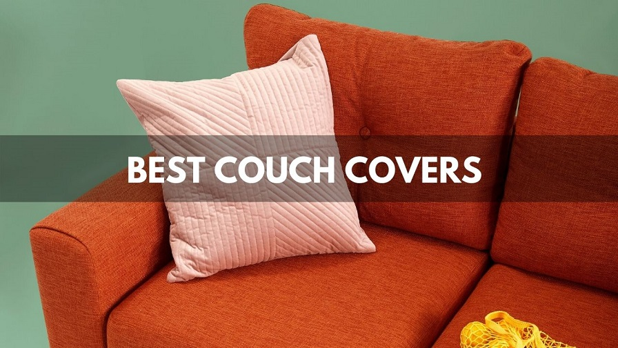 10+ Best Couch Covers In 2020 ( Recommended Sofa/Couch Covers )