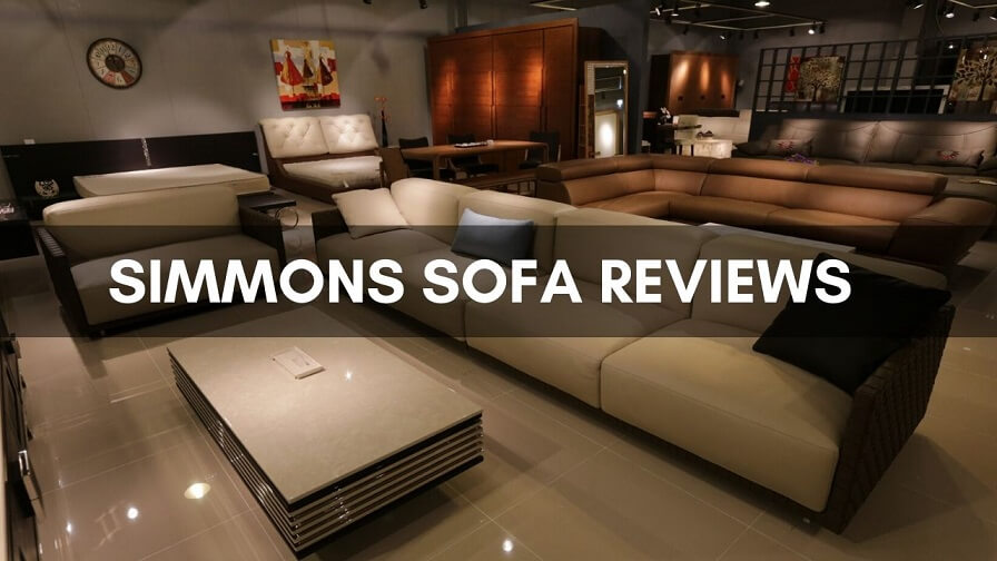 5+ Best Simmons Sofa Reviews Of Year 2020 | Unbiased Reviews